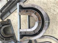 流水槽模具 水泥排水槽钢模具