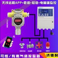 固定式甲醇浓度报警器,联网型监控