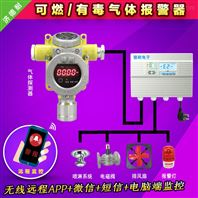 锅炉房煤气气体探测报警器,云物联监控