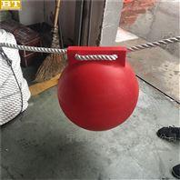 攔船警示塑料球 多種顏色隔離浮漂 柏泰浮球