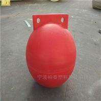 水库浮筒50公分塑料浮球环保无污染型号多
