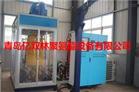 新型材料环戊烷聚氨酯发泡机灌注设备