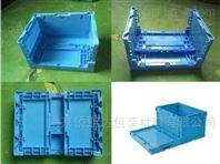供应折叠塑料箱 日系折叠箱