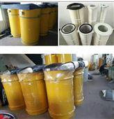 泰興市水泥廠倉頂單機布袋除塵器清洗維護