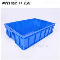 合肥塑■料周转箱600-150箱加厚方形塑∮料箱