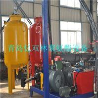 BHR-800大流量聚氨〖酯发泡机大型泡块设备