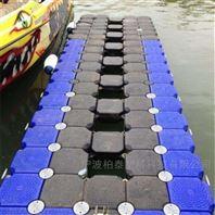 曲靖水电站浮台 热销水上娱乐项目浮台浮筒