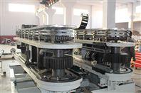 DS-300卧式水冷双壁波纹管高速生产线