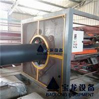 陕西保温管生产设备聚氨酯喷涂聚乙烯缠绕线