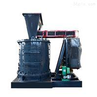 立式板锤复合式破碎机制砂机