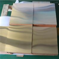 紫铜加工分条 热处理直销 铜精密整平剪板