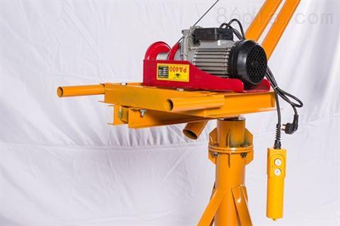 室外小吊機加厚加固型-單臂吊機360度旋轉