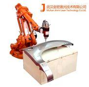 五金配件自动三维连续激光焊接机