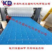HDPE海面養殖踏板生產線