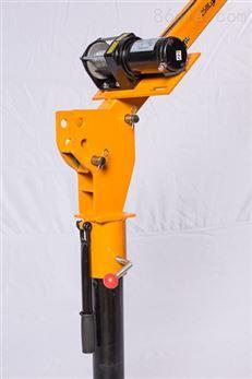 單臂旋轉小型車載吊機-24V車載電動絞盤價格