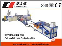 pvc涂塑水帶生產線塑料機械設備