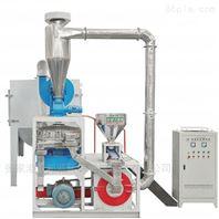 PE 磨盘磨粉机,带脉冲集尘器