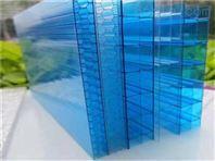 杰出透明PC陽光板,PC中空板,規格顏色定制