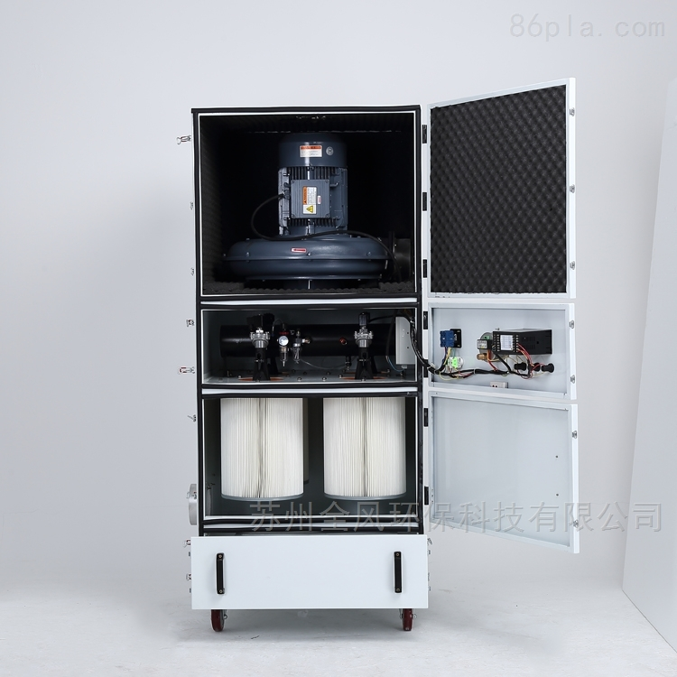 MCJC-5500磨床脉冲吸尘器