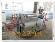 pvc格栅管生产线 pvc管材生产设备