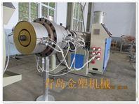 pe管材生产线设备 pe管生产机器