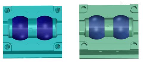 专业加工定制塑胶模具 光学镜片 模具