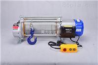 鋁殼電動提升機發熱無力什么原因導致析