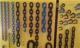 鲁兴TH跟HL提升机用的链条 链轮 链扣区别