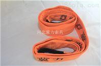 起重吊裝繩-鋼管高強圓形吊裝帶白色
