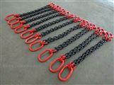 河北G80起重链条  双肢三肢链条吊索具