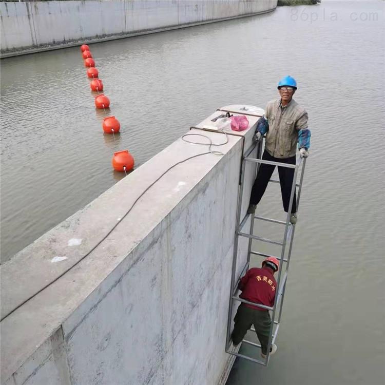 水上施工专用塑料浮球航道警示浮漂