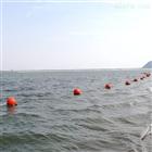 海上围栏浮漂,水上划分区域浮球