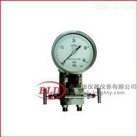 布莱迪/双膜片式高静压差压表/充液耐震