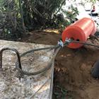 龙盘水电站拦污排浮式阻截设施