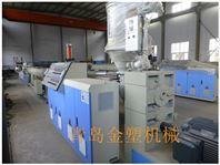 pe管材生产线 pe管机器