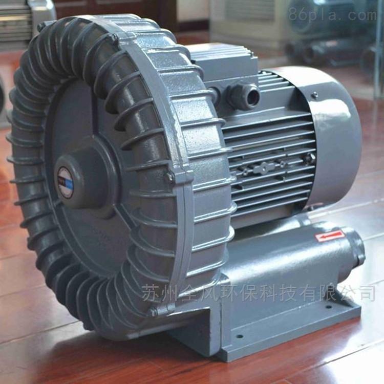 低噪音耐高温环形鼓风机
