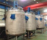 供应河南3000L不锈钢反应釜 PU胶生产设备