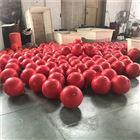 海上警示浮球滚塑环保型浮漂规格