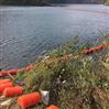 水庫攔污浮筒 四川水庫閘門攔水草浮筒