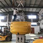 漂浮式水质监测浮标柱形警示浮标报价