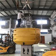漂浮式水質監測浮標柱形警示浮標報價