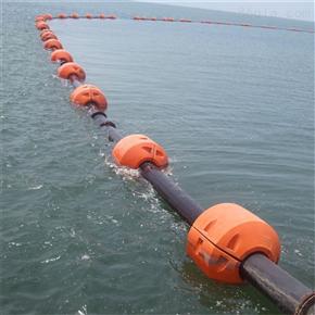 FT300x600mm两半式疏浚浮筒