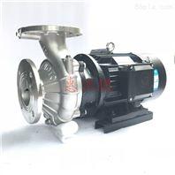 源立卧式不锈钢海水泵食品泵耐腐蚀泵