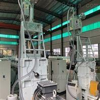 HDPE冷热供排水管道燃气管道设备生产线