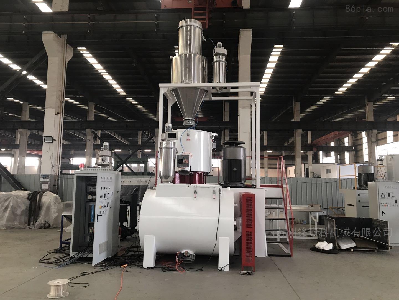 SRL-W1000/3000混合机组
