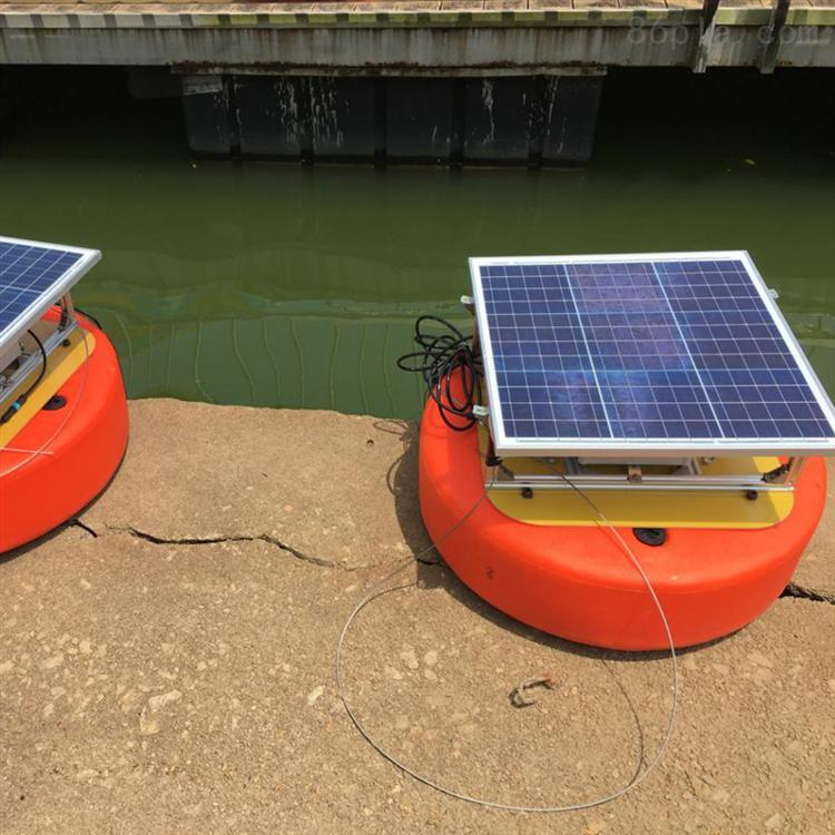 小型水质检测浮标0.8米聚乙烯圆锥形浮标