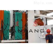 大型塑料制品成型设备中空吹塑机控制系统