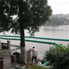 水库拦污40cm长1米浮筒 海上警示浮筒规格