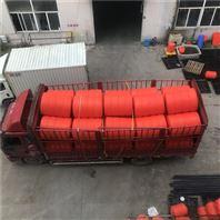 攔截水葫蘆浮漂圓柱形攔污浮排報價