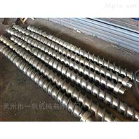 塑料造粒机螺杆料筒